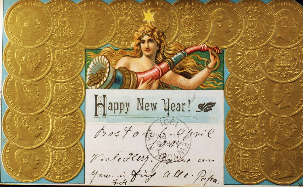 Happy New Year 1901